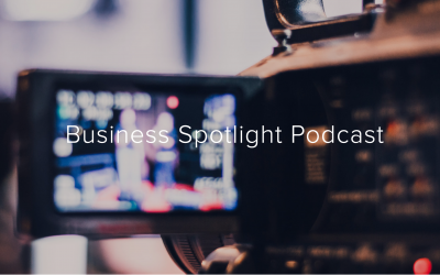Olivia chats to John Storton on his Business Spotlight podcast